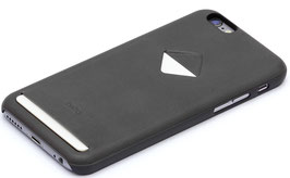 Bellroy - PHONE CASE  1Card iPHONE 6 / 6s - charcoal