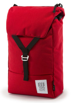 Topo Designs - Y-PACK red