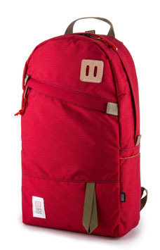 Topo Designs - DAYPACK red