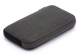 Bellroy - ALL CONDITIONS PHONE POCKET woven charcoal PLUS