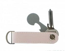 Keykeepa Leder LOOP Rosa