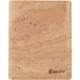 Esquire  RFID Börse Aus Kork 04784005