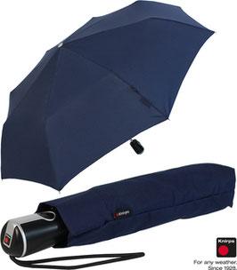 Knirps Regenschirm Duomatic Blau
