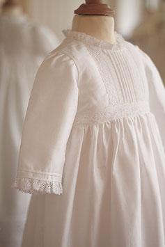 Robe baptême longue Appoline