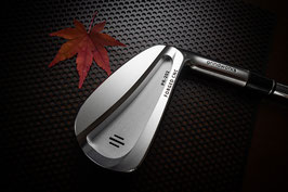 grindworks x Patrick Reed PR-202 Forged CNC Iron