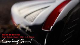 RODDIO DRIVER S-DESIGN OVERSIZE HEAD(S-デザイン オーバーサイズヘッド)