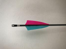 """Carbonpfeil """"Nordlichter"""" X-Line Mach 2"""