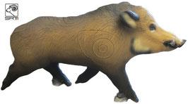 SRT Laufendes Wildschwein