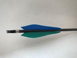 Carbonpfeil Blaue Lagune