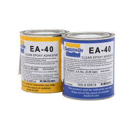 Smooth on Epoxidkleber Part A+B 1,9 kg