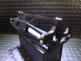 Trampa CHAINDRIVE  -BLACK Mounts with Black Aluminium Braces