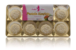 Low Carb High Protein Pralinen 26g Eiweiss pro Packung!