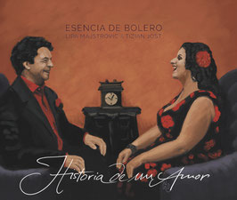 Historia de un Amor / Esencia de Bolero (Audio CD)