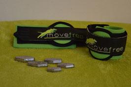 movefree Gewichtsmanschetten inkl. Gewichtssatz