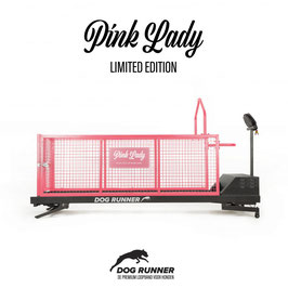"Dog Runner extra Large Sonder-Edition ""Pink Lady"""