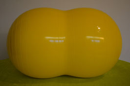 Physio-Roll, ø 55 cm x 90 cm, gelb