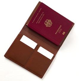 L' ACROBATE #10 -PASSPORT & CARD HOLDER