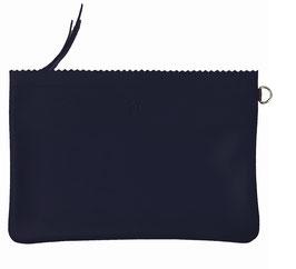 Zip pouch 'L' ADÉQUAT' black