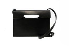 Cross body bag' A HUIT CLOS' black