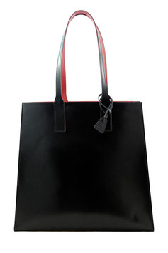 Shoulder handbag 'A CIEL OUVERT -  black