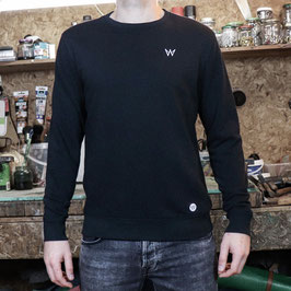 Wauwzerz Basic Sweater Black (Unisex)