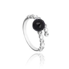 Sterling zilveren ring Vivian