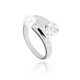 Sterling zilveren ring Bella