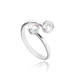 Sterling zilveren ring Zoey