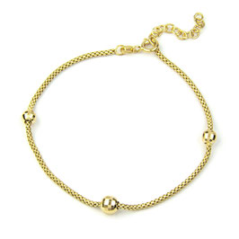 Armband Grasse Goud Plated