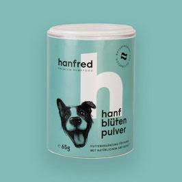 Hanfred Hanfpulver für Hunde