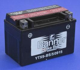 BANNER BIKE-BULL