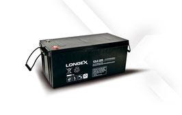 Longex 12LC-225 / 12V 243Ah Bleiakku