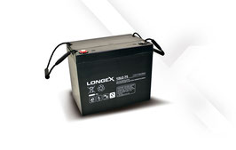 Longex 12LC-75 / 12V 77Ah Bleiakku