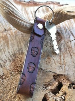 Schlüsselanhänger Skull