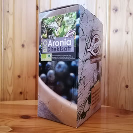 BIO Aronia Direktsaft 3L Bag in Box