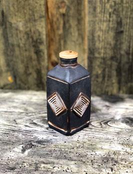 Kleine Flasche viereckig