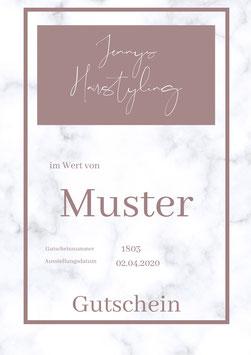 Print@Home Gutschein