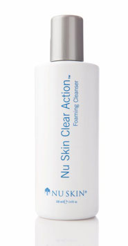 Clear Action Foarmin Cleanser