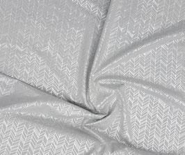 Baumwolljersey Silberdruck