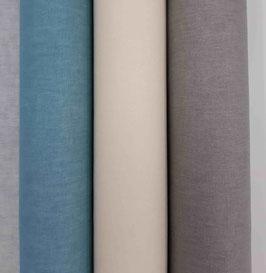 beschichtete Baumwolle uni div. Farben