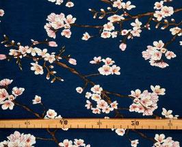 Limona Paket Kirschblüten dunkelblau