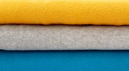 Baumwollfleece div. Farben
