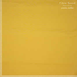 Baumwollpopeline stretch Yellow  Fibre Mood