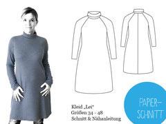 Kleid Lei Schnittbox