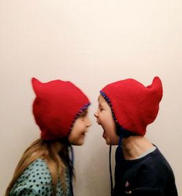 "Mütze ""Kalika"" rot"