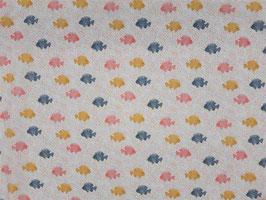 kleine Fische Biobaumwolle