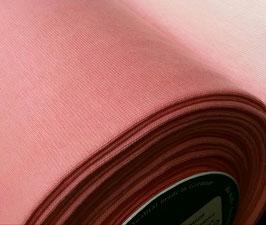 BIO Bündchen rosa scuro