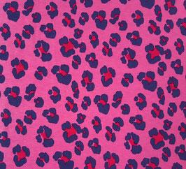 Limona Paket Leoprint pink/lila