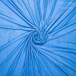 French Terry Bambusstretch Parisian Blue Fibre Mood