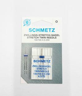 Zwillings-Stretch-Nadel